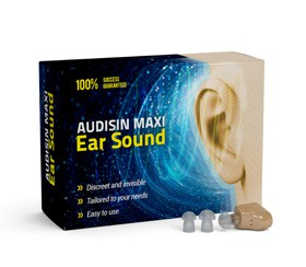 Audisin Maxi Ear Sound - opinie, promocja