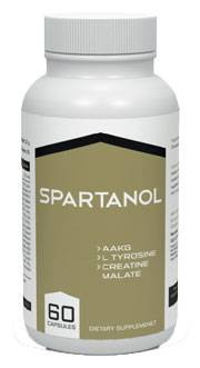 spartanol opakowanie