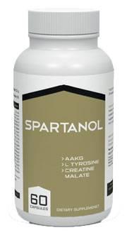 Spartanol kup teraz