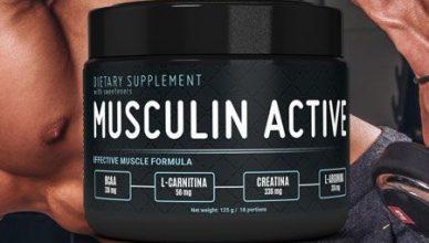 Musculin Active - opinie, cena, działanie, gdzie kupić