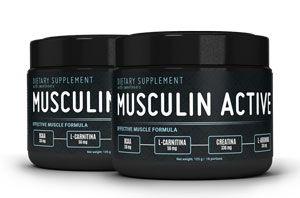 Musculin Active - naturalna formuła
