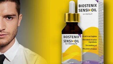 Biostenix Sensi Oil opinie