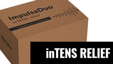 inTENS Relief - opis produktu